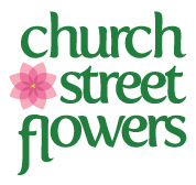 Church Street Flowers Logo Image